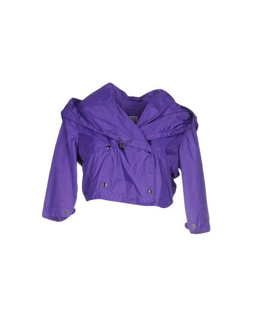 Add | Purple Jacket | Lyst