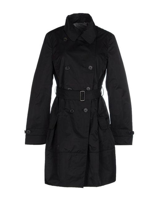 Marithé et François Girbaud | Black Full-length Jacket | Lyst