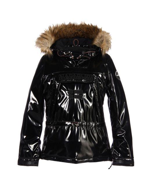 Napapijri   Black Jacket   Lyst