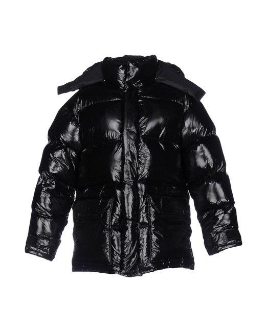 Marc By Marc Jacobs | Black Down Jacket | Lyst