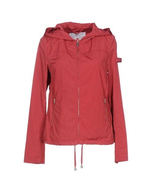 Peuterey   Red Jacket   Lyst