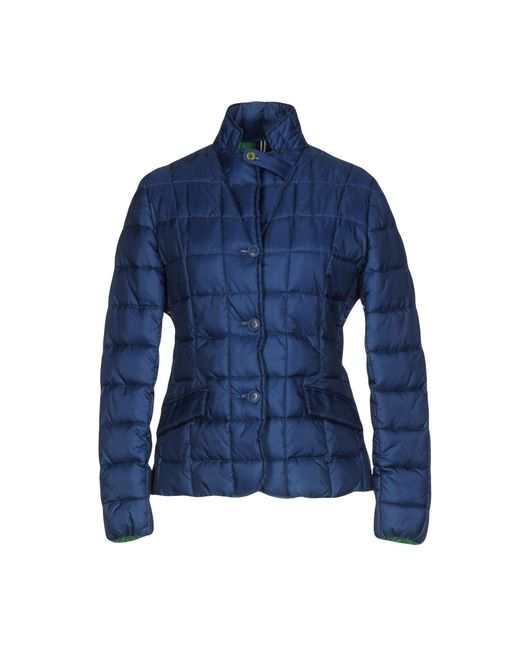 AT.P.CO   Blue Jacket   Lyst