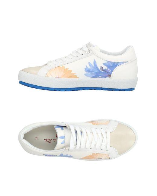 D'Acquasparta - Natural Low-tops & Sneakers - Lyst