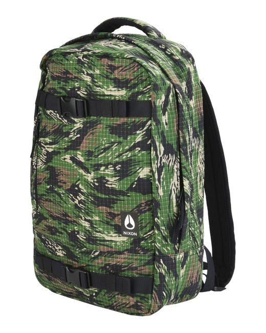 Nixon - Green Backpacks & Fanny Packs for Men - Lyst