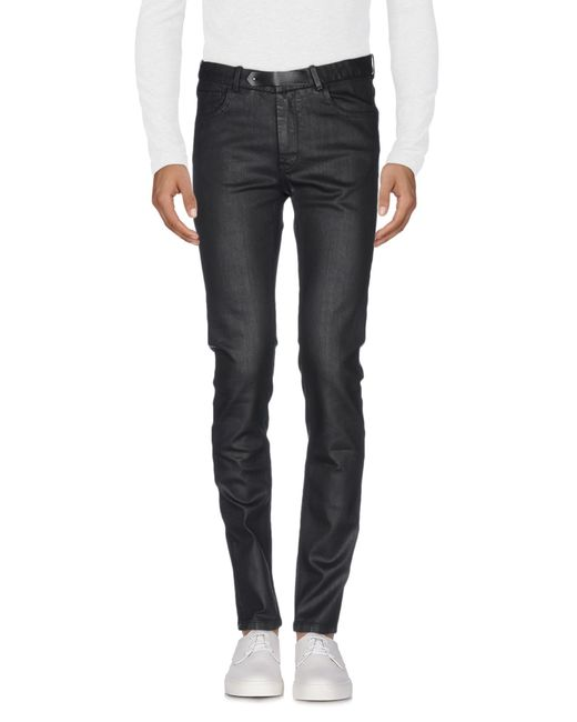 CoSTUME NATIONAL | Black Denim Pants for Men | Lyst