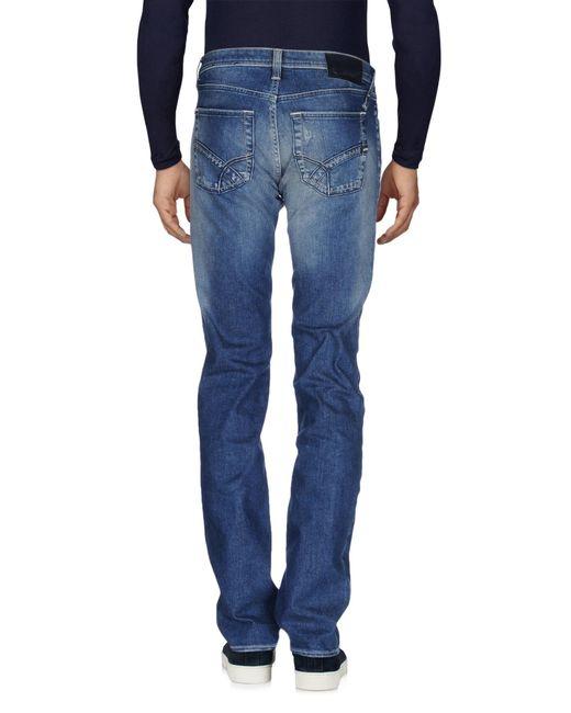 Gas Denim Pants in Blue for Men | Lyst
