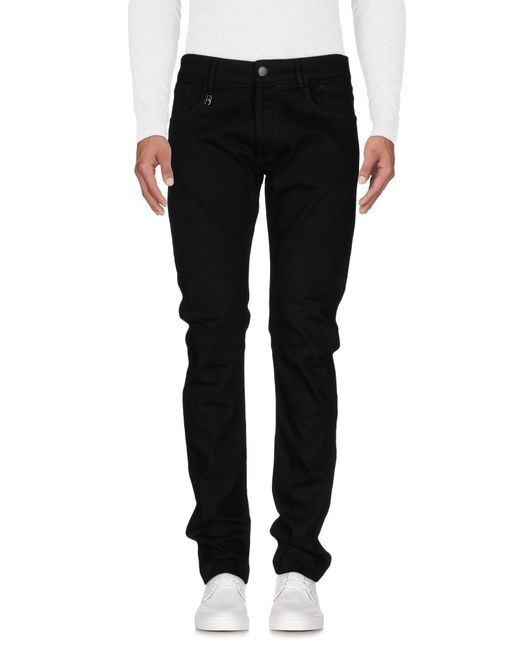 Balmain | Blue Denim Pants for Men | Lyst