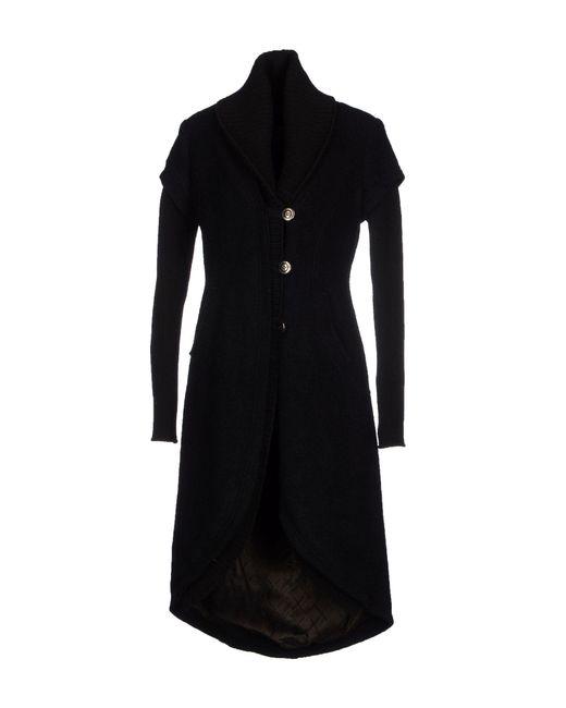 Blu Byblos | Black Coat | Lyst