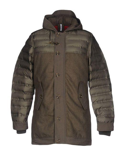 Berna - Green Jackets for Men - Lyst