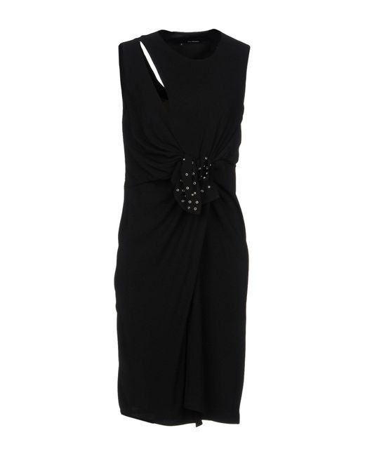 The Kooples Black Short Dress