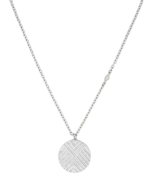 Fossil - Metallic Necklaces - Lyst