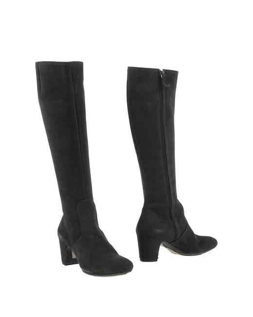 Roberto Del Carlo   Gray Boots   Lyst