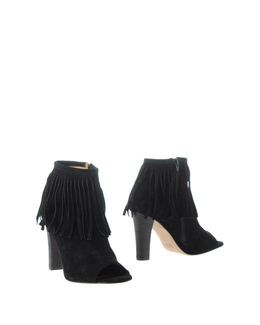 Brera Orologi | Black Ankle Boots | Lyst