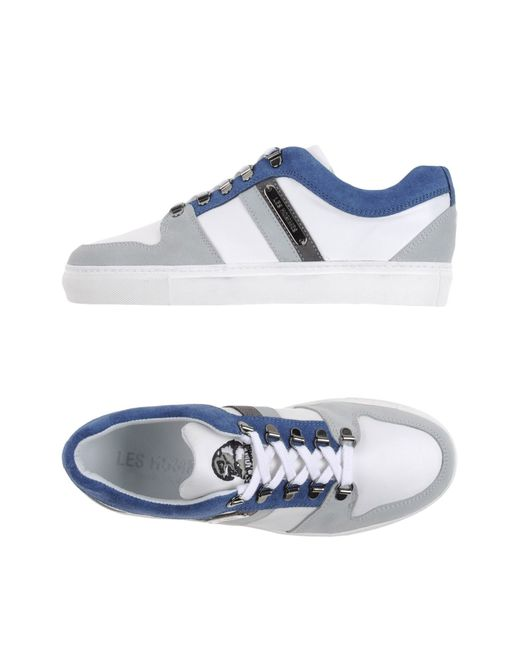 Les Hommes | White Low-tops & Sneakers for Men | Lyst