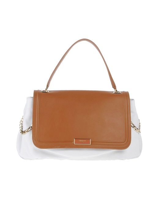 Patrizia Pepe   Brown Handbag   Lyst