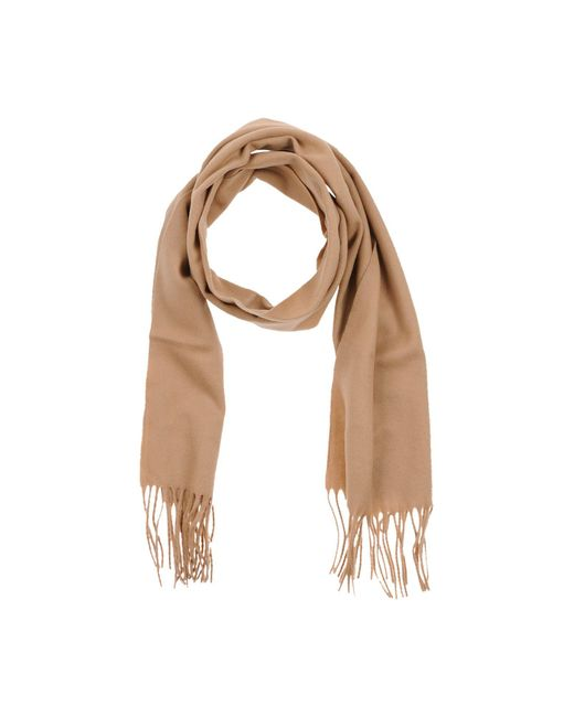 Ballantyne | Natural Oblong Scarf | Lyst