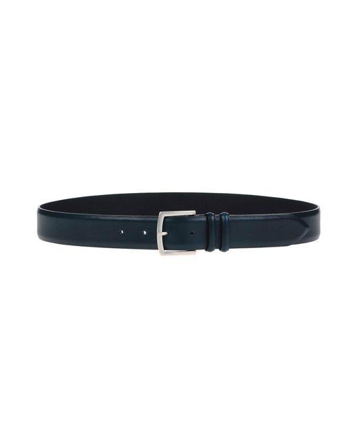 Orciani - Black Belt for Men - Lyst