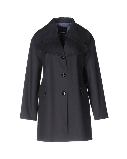 Who*s Who - Multicolor Overcoat - Lyst