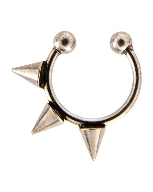 Isabel Marant - Metallic Earring - Lyst