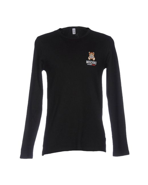 Moschino | Black Intimate Knitwear for Men | Lyst
