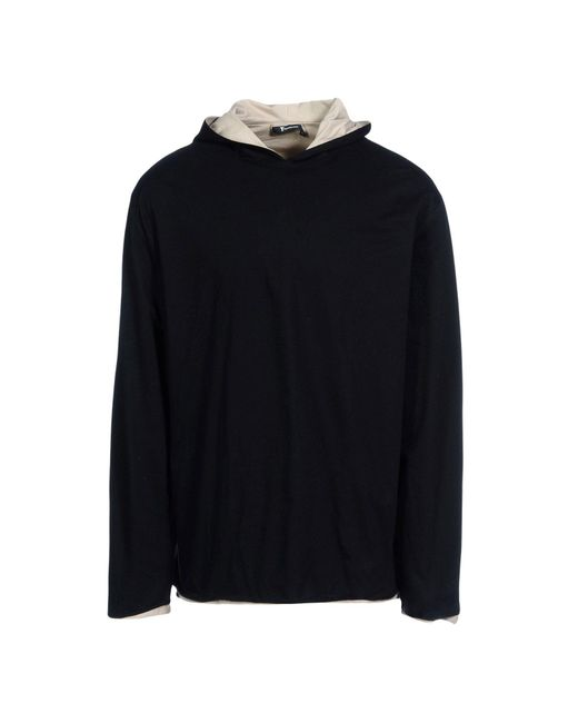 T By Alexander Wang - Black Sweatshirt for Men - Lyst