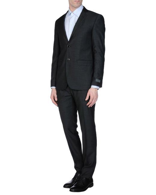 CoSTUME NATIONAL   Blue Suit for Men   Lyst