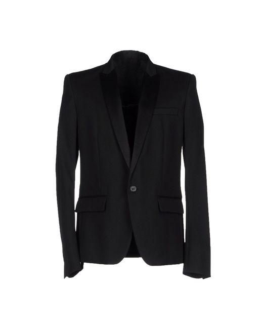 Balmain | Black Blazer for Men | Lyst
