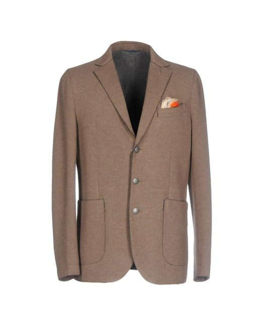 AT.P.CO | Natural Blazer | Lyst