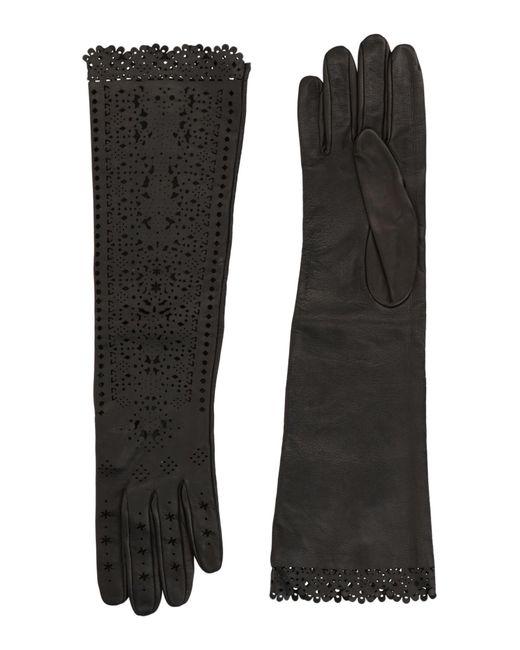 DSquared² - Black Gloves - Lyst