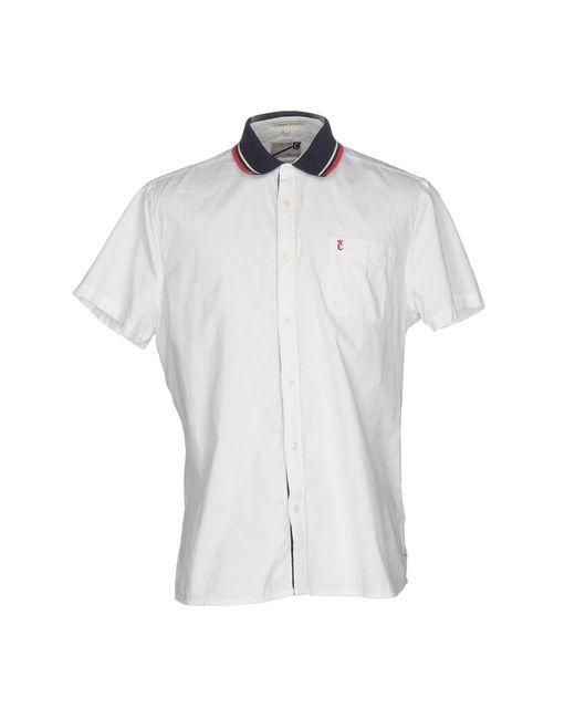 Pepe Jeans - White Shirt for Men - Lyst
