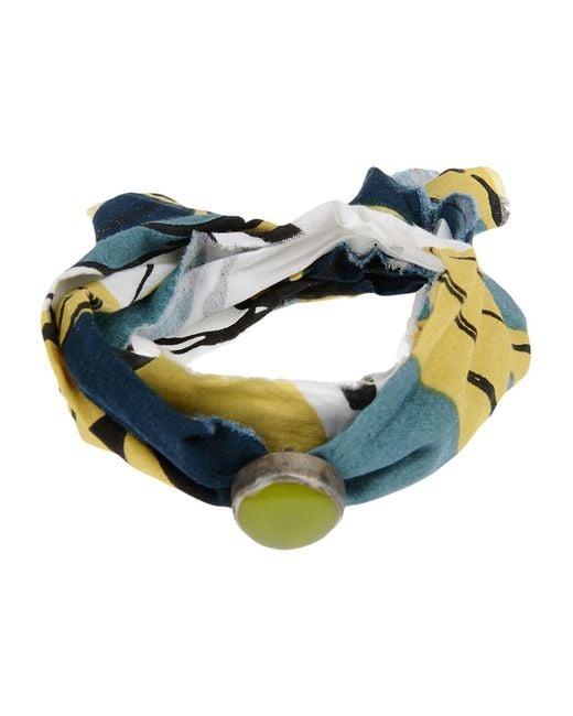 Marni   Yellow Bracelet   Lyst