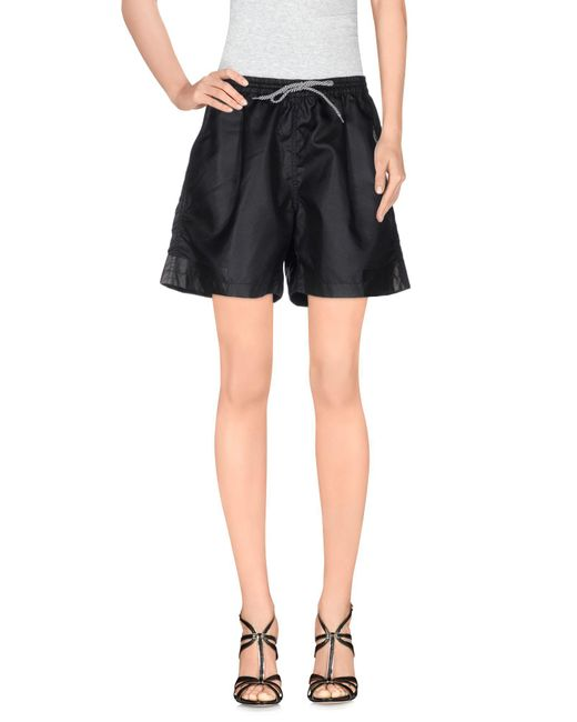 Haus By Golden Goose Deluxe Brand | Black Shorts | Lyst