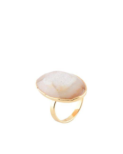 Dara Ettinger - White Ring - Lyst
