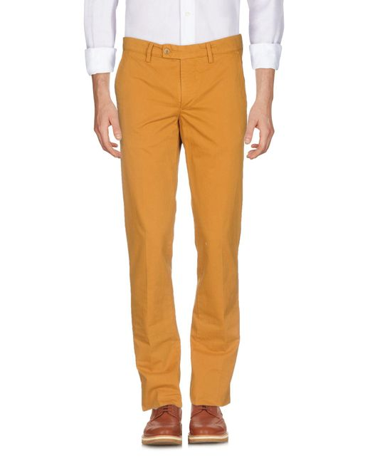 Aspesi - Multicolor Casual Pants for Men - Lyst