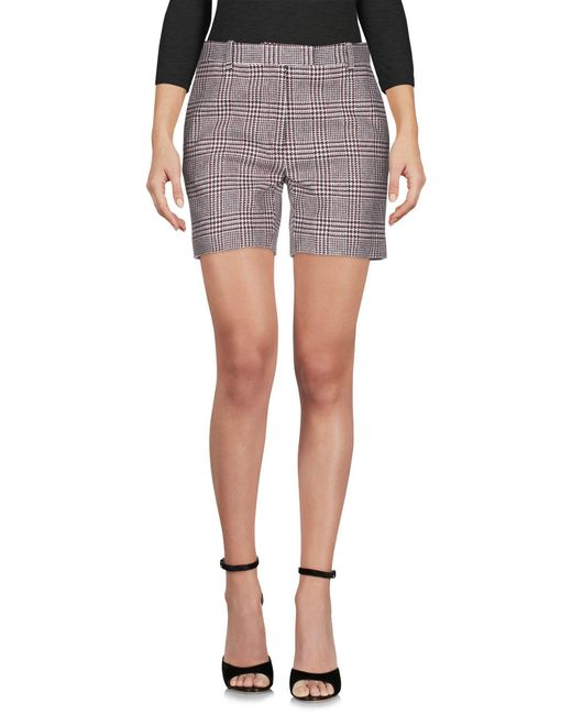 Tommy Hilfiger - Gray Shorts - Lyst