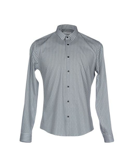 Billtornade - Blue Shirt for Men - Lyst