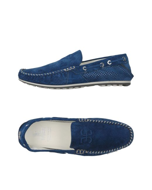 Fabi - Blue Loafers for Men - Lyst