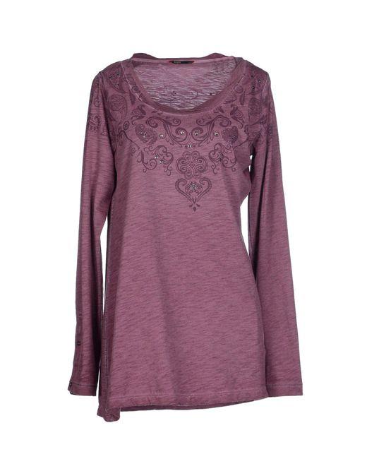 Ra-re | Brown T-shirt | Lyst