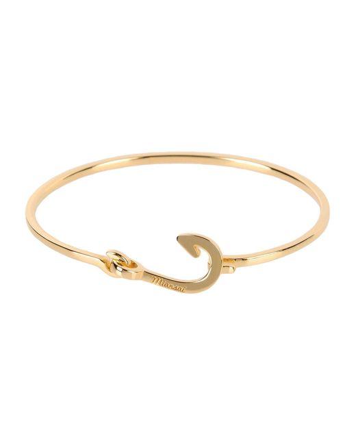 Miansai - Metallic Bracelets - Lyst