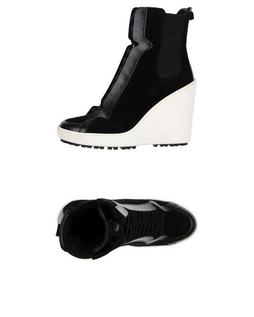 Hogan | Black High-tops & Sneakers | Lyst