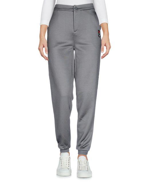 Jo No Fui - Gray Casual Trouser - Lyst