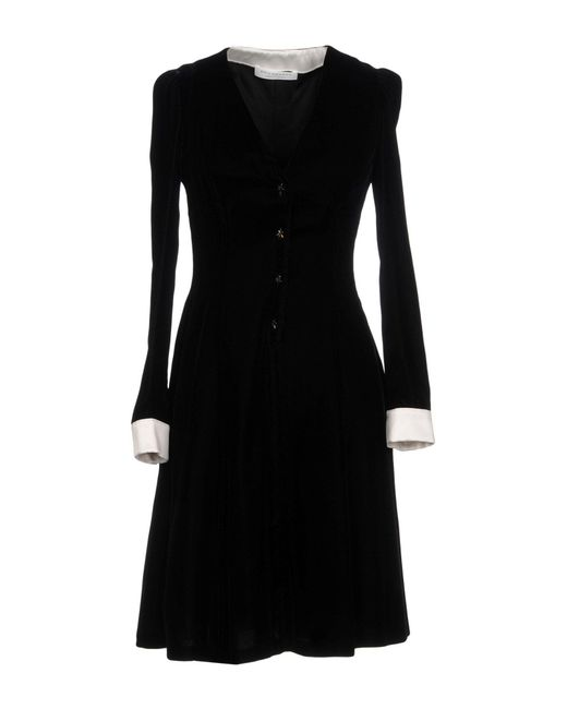Philosophy Di Lorenzo Serafini - Black Short Dresses - Lyst