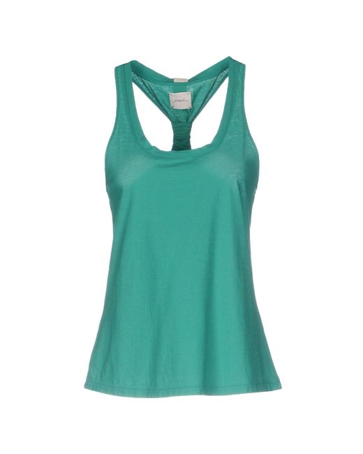 ..,merci - Green Vest - Lyst