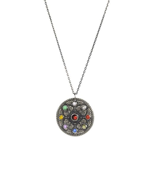 First People First | Gray Necklace | Lyst