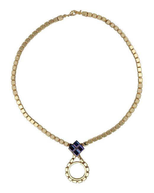 Gogo Philip | Metallic Necklace | Lyst