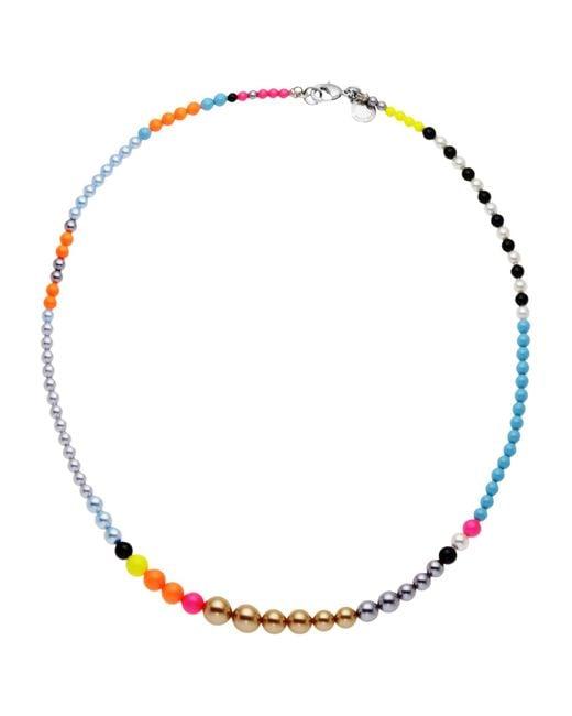 Tom Binns   Blue Necklace   Lyst