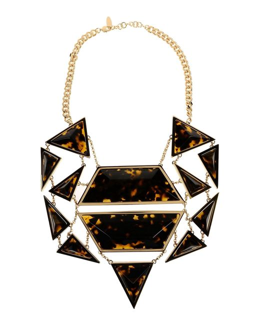 Giuseppe Zanotti | Metallic Necklace | Lyst