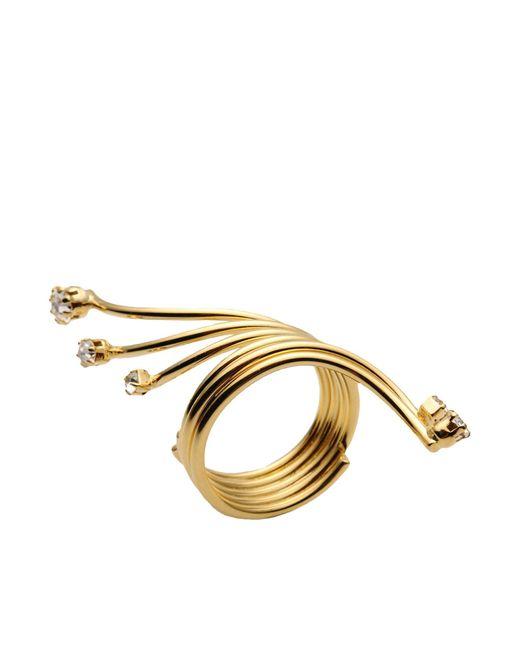 Vicki Sarge | Metallic Ring | Lyst