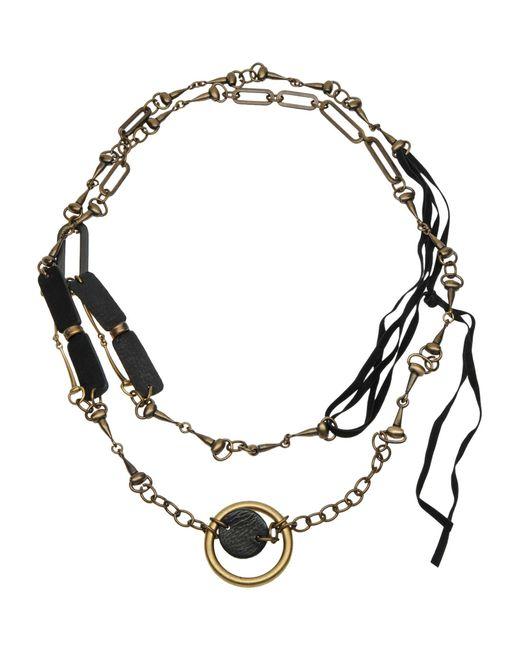 Masnada | Metallic Necklace | Lyst