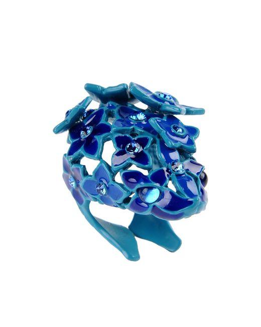 Roberto Cavalli | Blue Ring | Lyst